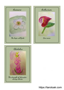 Flower Power Oracle Cards Page 4