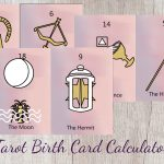 Free Birth Card Calculator