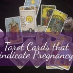 Which Tarot cards indicate pregnancy?